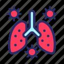 coronavirus, disease, health, healthcare, lung