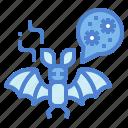 animal, bat, corona, covid, infected, virus