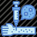 corona, covid, hand, medical, syringe, vaccine, virus