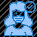 woman, facemask, covid19, coronavirus, female