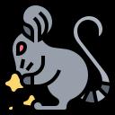 animal, mouse, rat, virus icon
