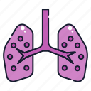 disease, infection, lungs, organ