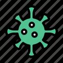bacteria, corona, disease, germs, virus