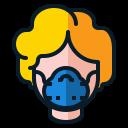 avatar, coronavirus, covid19, man, mask, sick0