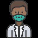avatar, coronavirus, doctor, male, medical, profession