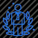 avatar, company, employee, stamp