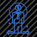 avatar, dollar, money