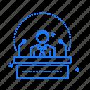 avatar, business, presentation, speech