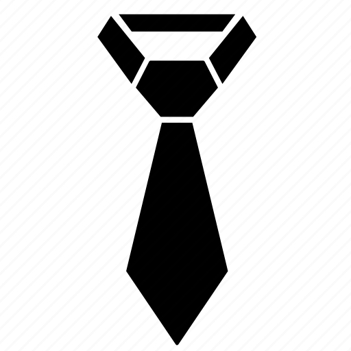 code, corporate, dress, office, person, tie icon