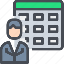 appointment, business, calendar, event, planning icon