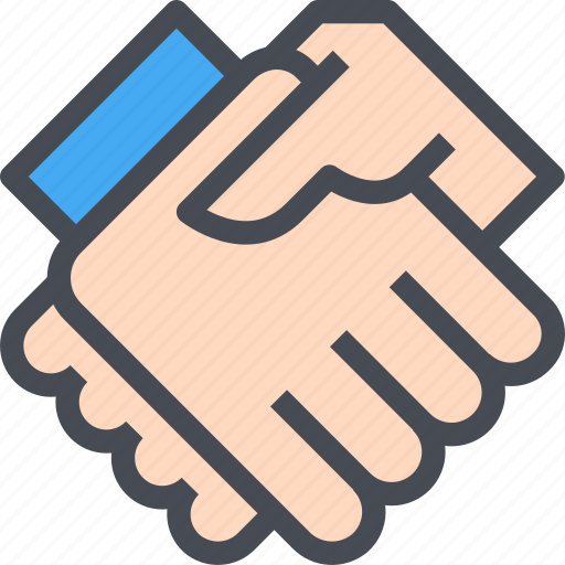 agreement, business, deal, handshake, partner, partnership icon