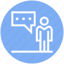 business, chat, communication, human, management, user