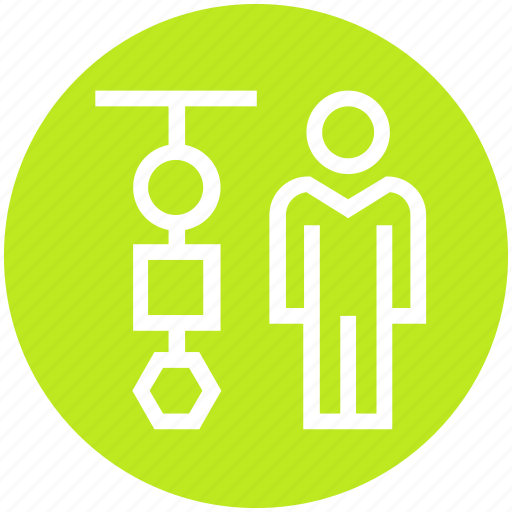 business, chart, corporate administration, corporate management, people, planning icon