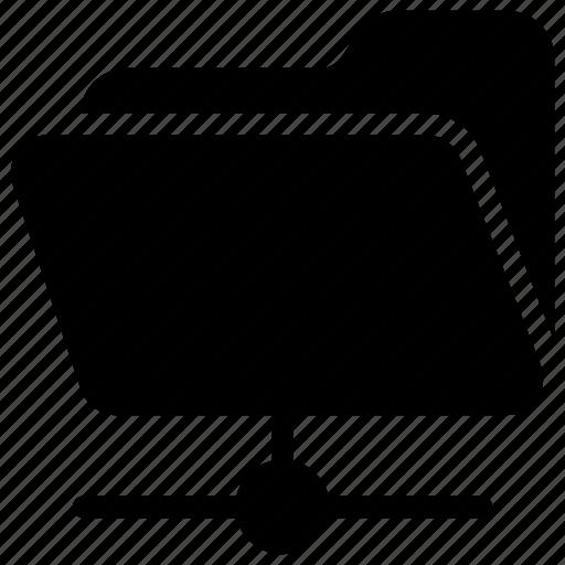 folder directory, folder sharing, information sharing, network folder, network sharing, shared folder icon