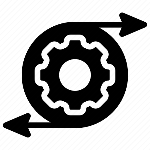 cogwheel, implementation, integration, refresh setting, reset, restore setting, update setting icon