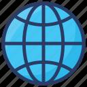 earth, global trend, globe, internet, web, world globe icon