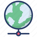 earth, global network, global trend, internet network, world globe, worldwide network sharing icon