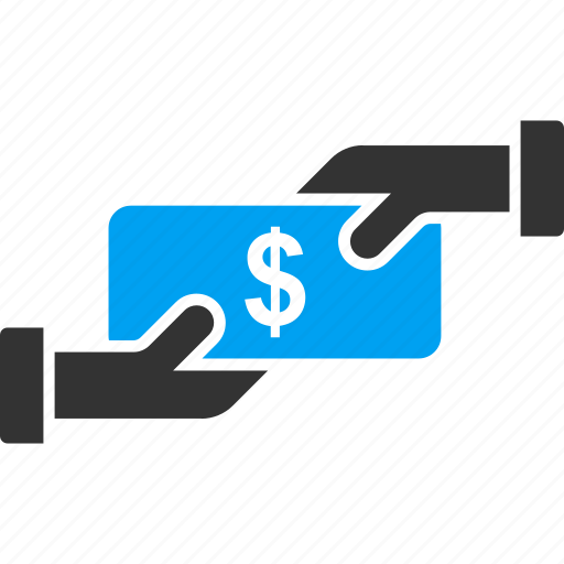 banknote, buy, cash, finance, payment, purchase, salary icon