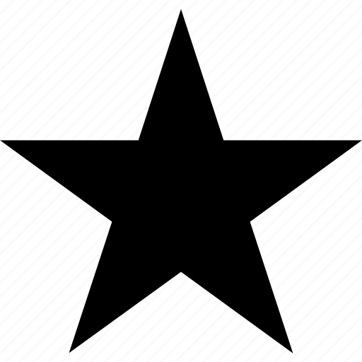 bookmark, favorite, featured, star icon