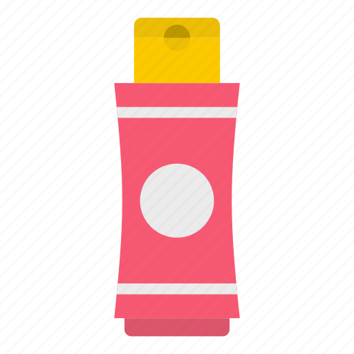 beauty, bottle, care, container, cosmetic, deodorant, plastic icon