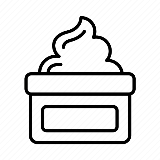 Beautician, beauty, cosmetics, makeup, parlour, salon, shaving cream icon - Download on Iconfinder