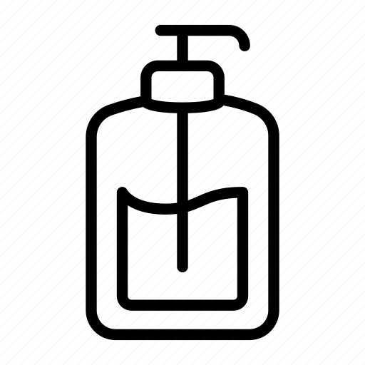 beauty, bottle, cosmetic, cosmetics, lotion, makeup, soap icon