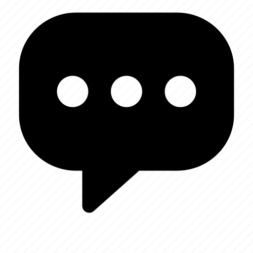 chat, comment icon