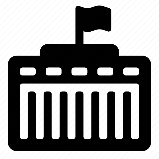 building, government, icojam icon
