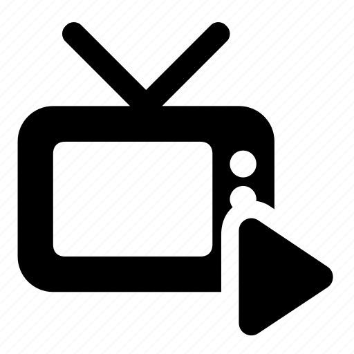 channel, watch icon
