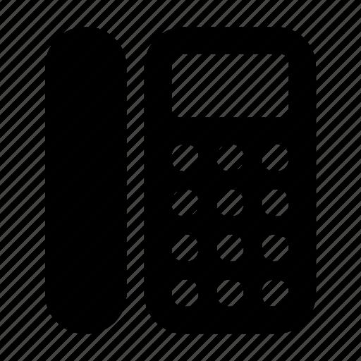 cisco, fax, phone icon