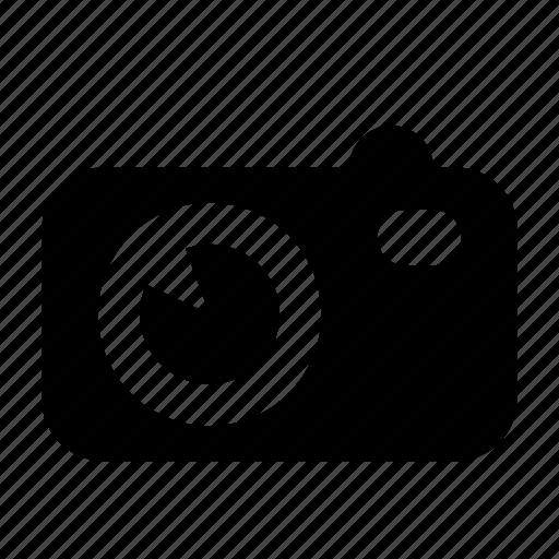 camera, compact, photo icon