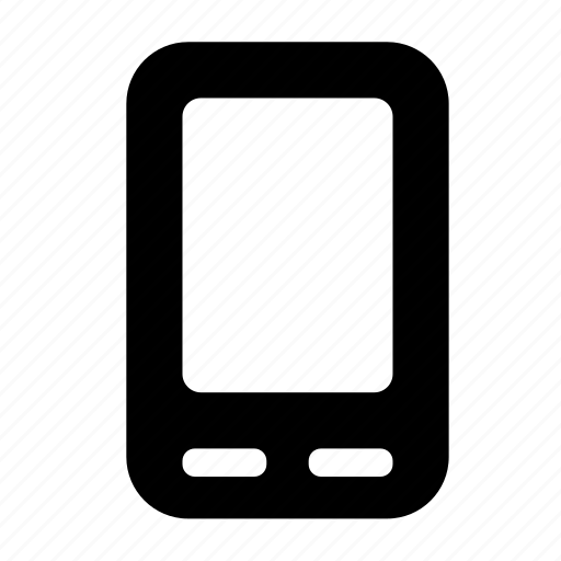 reader, smartphone icon