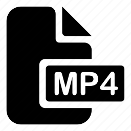 icojam, mp4 icon