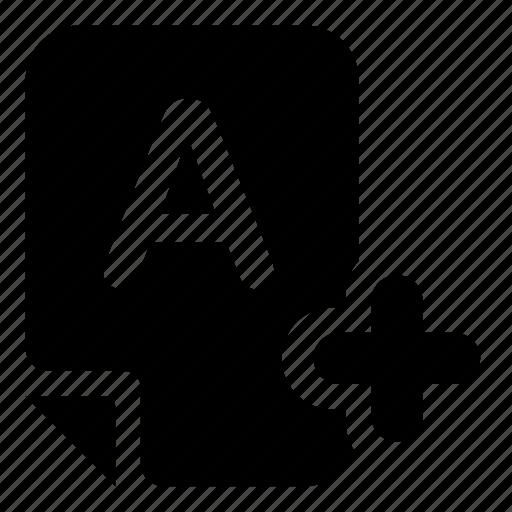 mark, mark-a icon