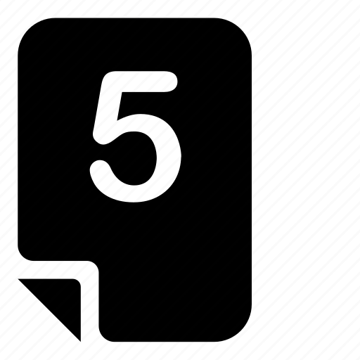 mark, mark-5 icon