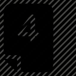 mark, mark-4 icon