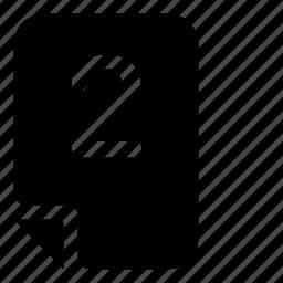 mark, mark-2 icon