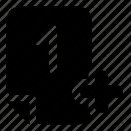 mark, mark-1 icon