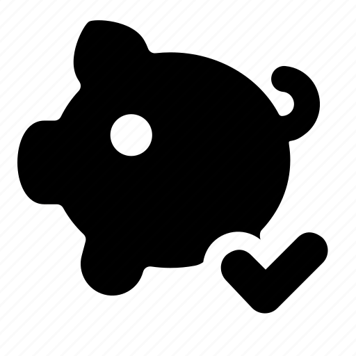 bank, piggy, purse icon