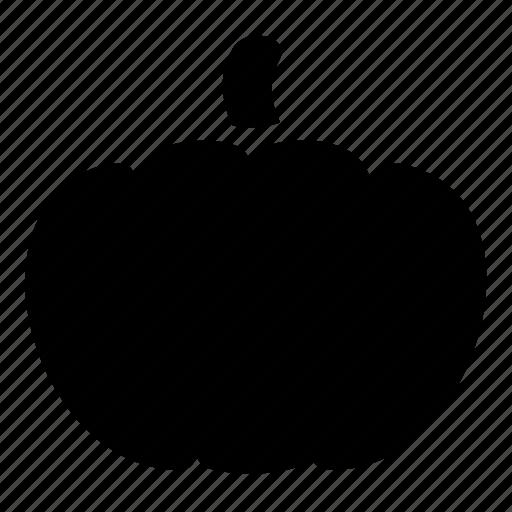 food, pumpkin icon