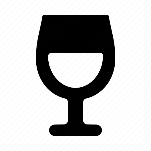 food, glass, goblet, wine icon