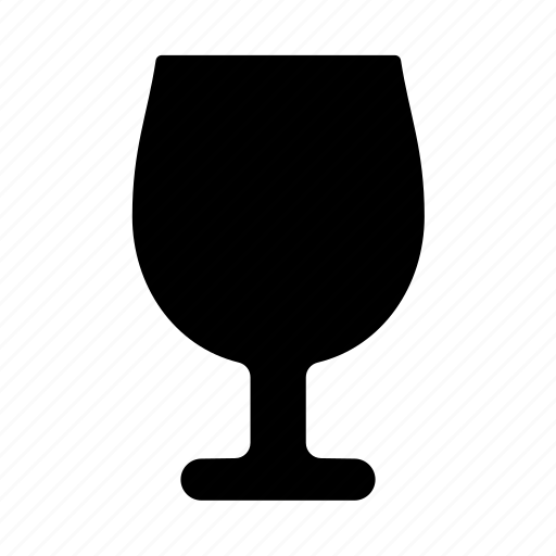 goblet, wineglass icon