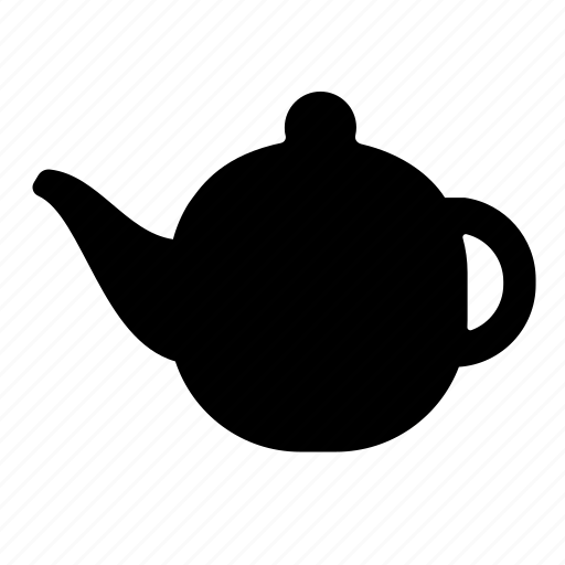 kitchen, teapot icon