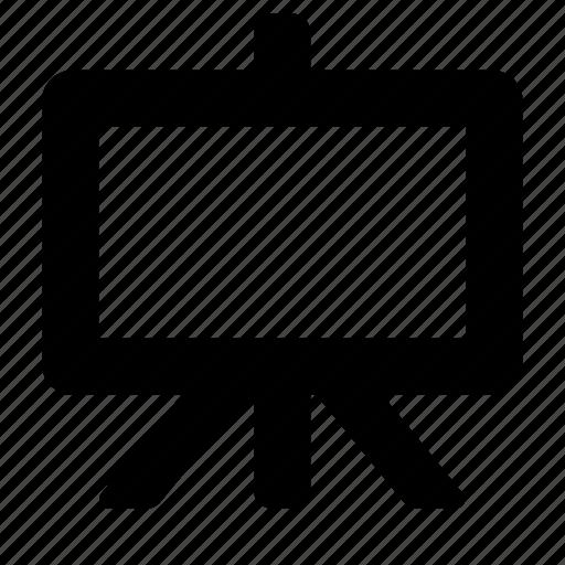 powerpoint, presentation icon