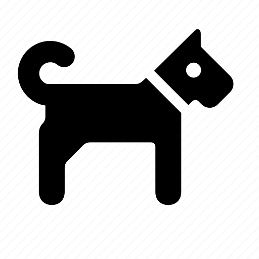 animal, dog, icojam icon