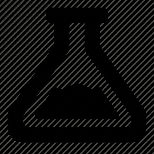 chemistry, experiment, flaskm, lab, tube icon