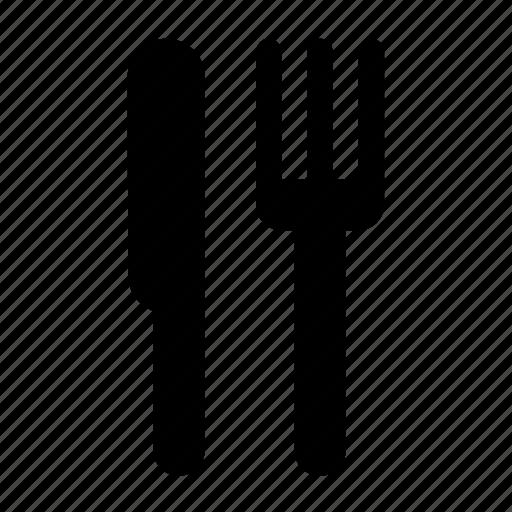 brunch, dinner, food, fork, knife, lunch, restaurant icon