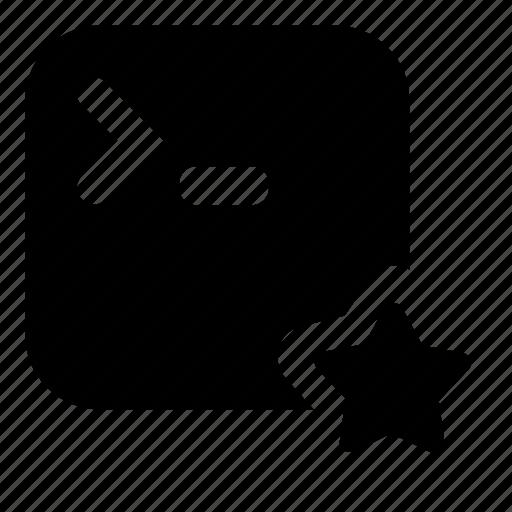 application, favorite icon