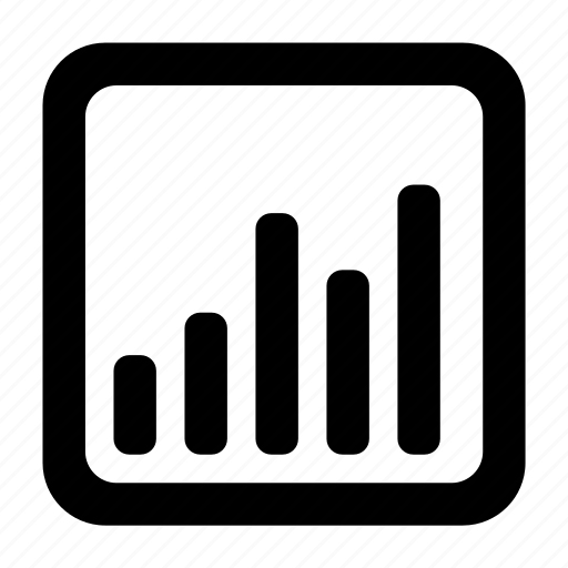 chart, diagram icon