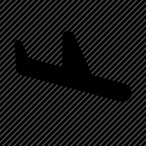 landing, plane, transport, vehicle icon